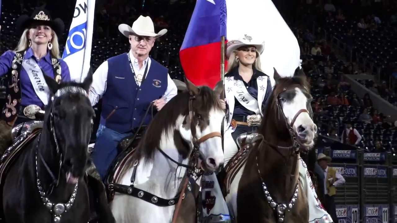 Rice University Night At The 2014 Houston Livestock Show