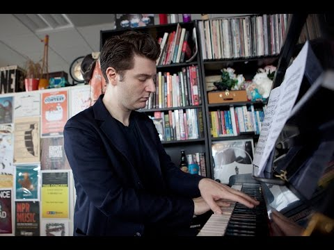 Alessio Bax: NPR Music Tiny Desk Concert