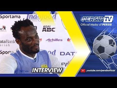 Interview with Michael Essien