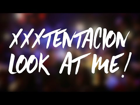 XXXTENTACION - LOOK AT ME! / ПЕРЕВОД / WITH RUSSIAN SUBS / @heroinfather