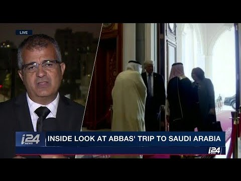 Mahmoud Abbas summoned to Saudi Arabia - why? Hear the story on #TheRundown