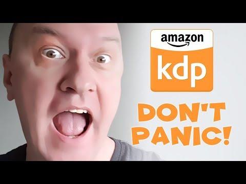Publish Paperback Books on Amazon through KDP (Kindle Direct Publishing) NOT CreateSpace!