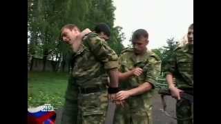 Военное дело. НТВ - Рукопашный Бой Пограничников