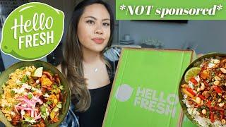 2021 HELLO FRESH REVIEW *not sponsored* | taste test, pricing & my tips for saving money!