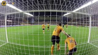 GOAL CAM | Wolves 1-0 Nottingham Forest