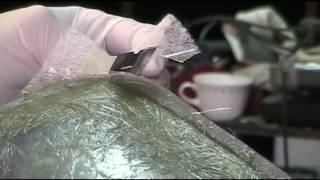 Fiber Glass Gas Tank Repair Part 2