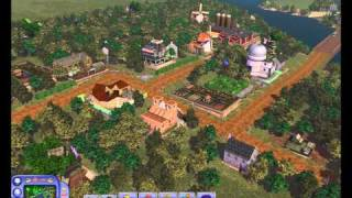 Simcity societies Diamond city