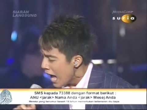 Anugerah 2007 - Aliff Aziz - Mungkir Bahagia