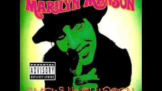 # 10 May Cause Discoloration Of The Urine Or Feces - Marilyn Manson [HQ] (Lyrics)