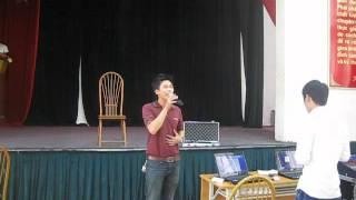 Tình là nhớ(Lam Trường) live by XC