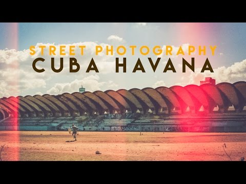 Street Photography: Cuba, Havana - Part #1 (Vlog, with subs)