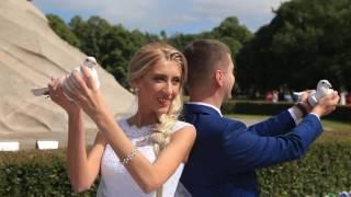Наша свадьба 10 июня 2016 г. (Андрей и Татьяна Чичковы)