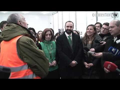 Presidente da República preside inauguração do centro logístico da Olano