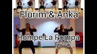 "Zumba ZIN 58 -  ""Rompe La Pompa"" // Choreo by Flurim & Anka"