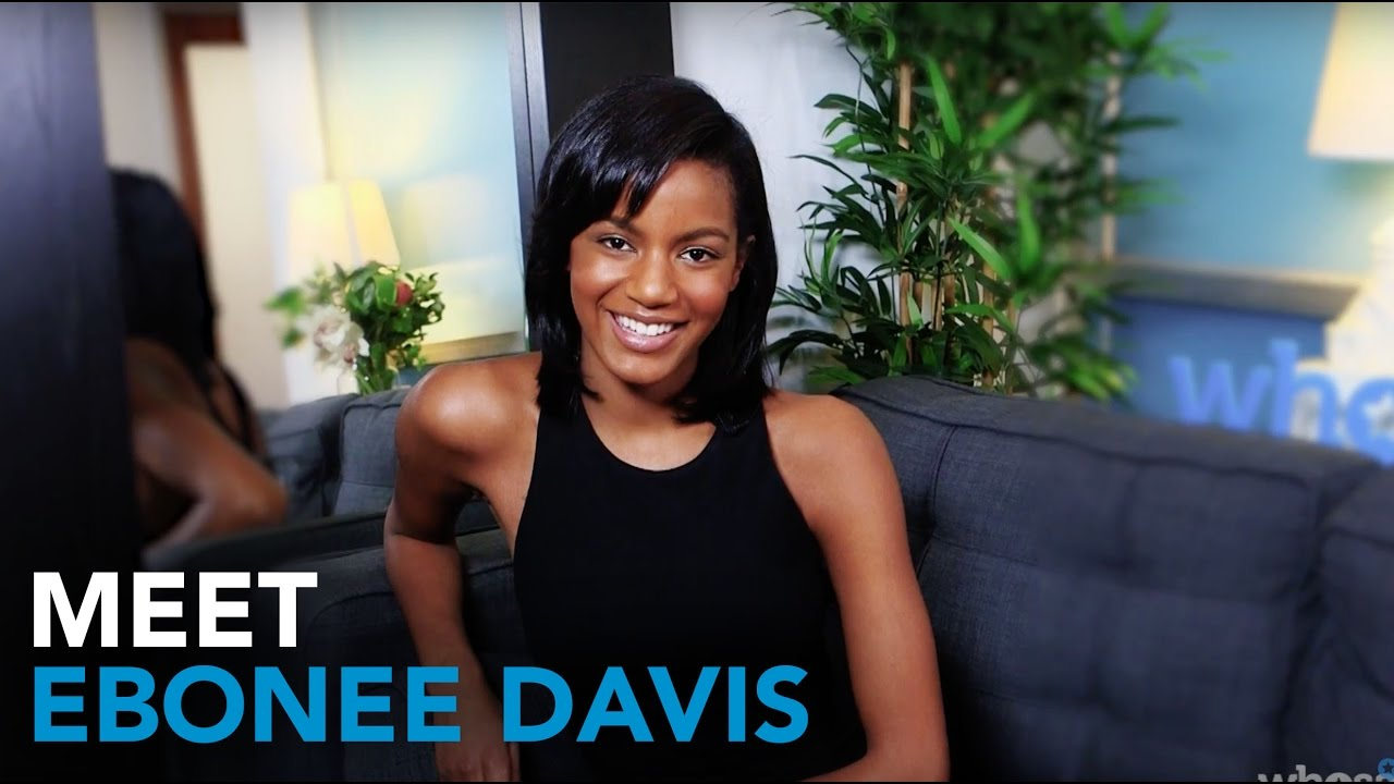 Video Ebonee Davis nude photos 2019