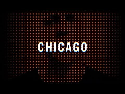 Mr Hudson - CHICAGO feat. Vic Mensa (Official Lyric Video)