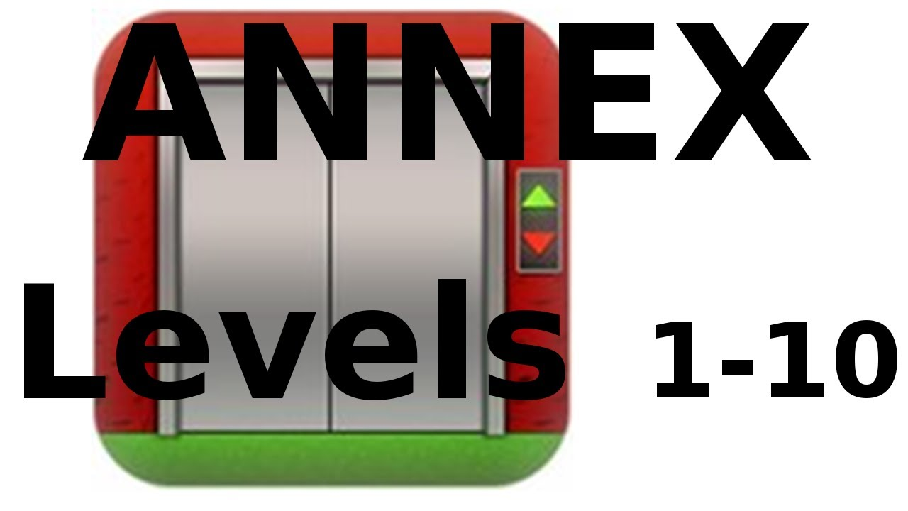 100 Floors Annex Levels 1 To 10 Walkthrough Youtube