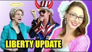 Kid Rock 2018, Memes Destroy Democracy, & Cops Mistake Teen Girl for Bald Guy | Liberty Update 42