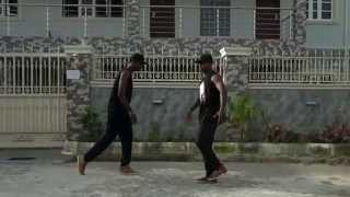 BEST EVER GERMAN JUICE/DUBSTEP DANCE ROUTINE-BY TWIST VS GNICE #{CYNTHIA MORGAN COVER}