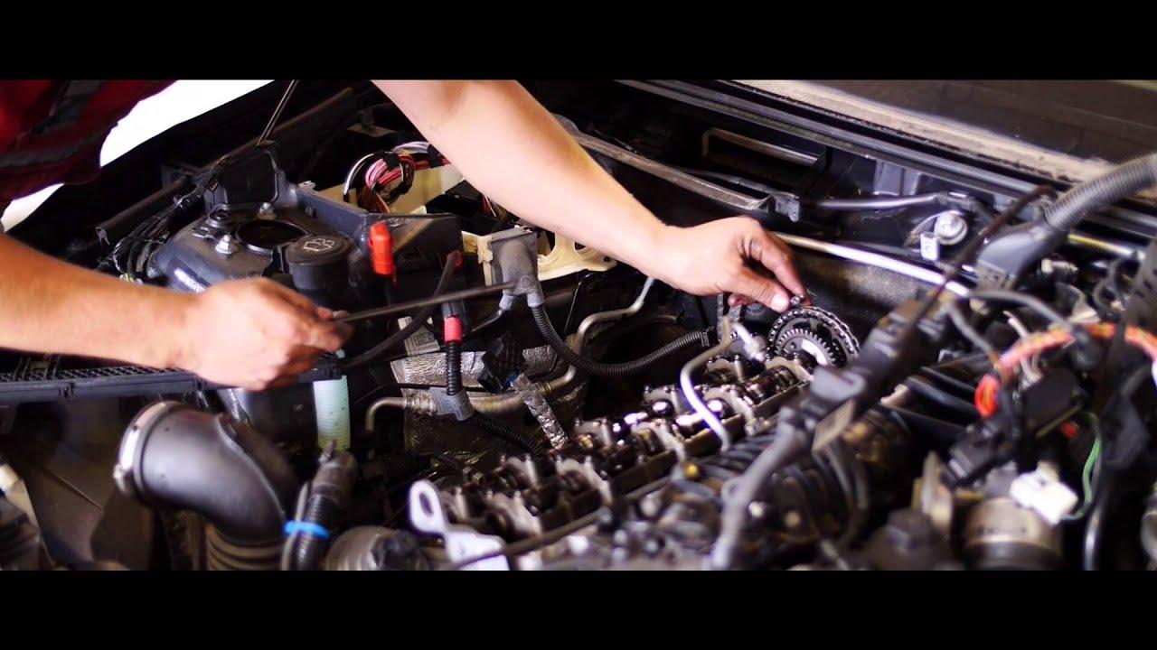 Bmw N47 Engine Problem Youtube - Www imagez co