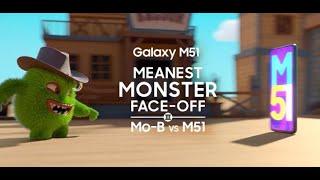 Samsung Galaxy M51 with 64MP Quad Cam I Mo-B surrenders