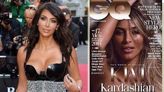 Kim Kardashian is GQ Woman of the Year with Nude Photoshoot!