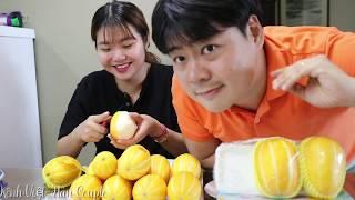 [Hàn Quốc]Ăn Dưa Lê-Chuyện làm dâu: Không biết mà nhiệt tình thành ra phá hoại