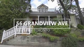 56 Grandview Ave, Toronto 720p