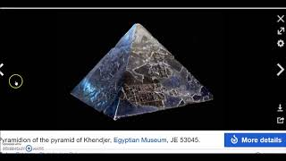 Khendjer's & The S. Saqqara HUGE Mystery
