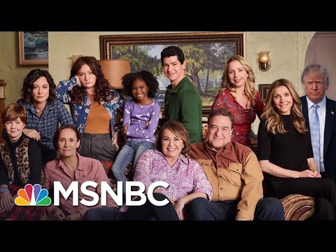 "Roseanne Star ""Doesn't Get"" Why Roseanne Likes President Trump  The Beat With Ari Melber  MSNBC"