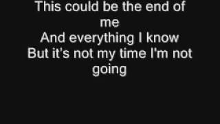 3 doors down its not my time