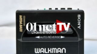 01netTV raconte... le walkman