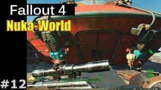 "Fallout 4 | DLC Nuka-World #12 - Хабологи (Свалка ""Ядер-Мира"", ""Сверхнло"")"