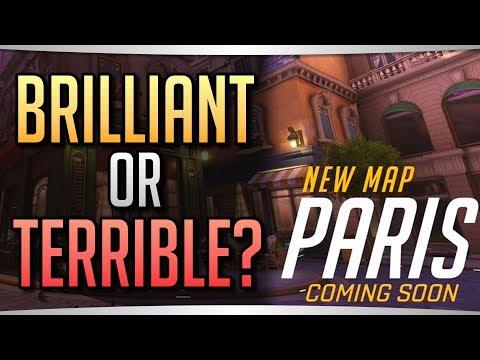 Brilliant or Terrible? | Overwatch New Map: PARIS