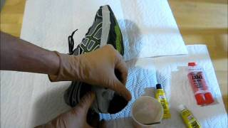 Repair Sole of Shoe