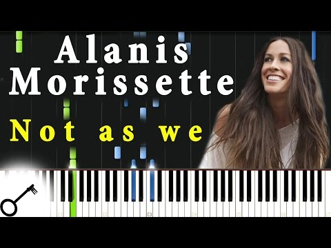 Not As We Guitar Chords Alanis Morissette Khmer Chords
