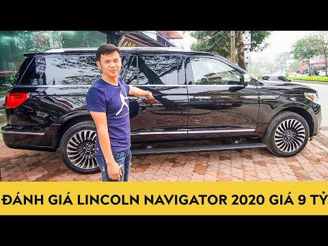 Đánh giá xe Lincoln Navigator 2020 Black Label giá 9 tỷ, có hơn Lexus LX570? | Autodaily