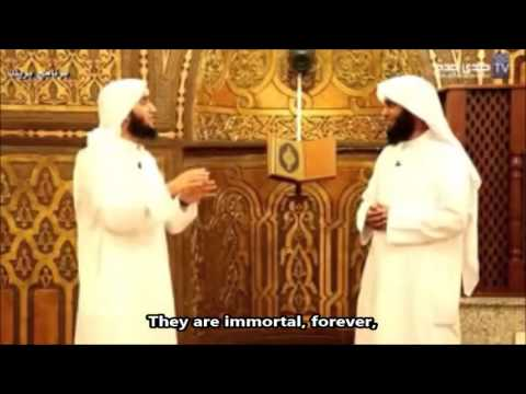 Jannah: Sheikh Mansour As-Salami and Sheikh Abdullah (English Subs) Episode 1