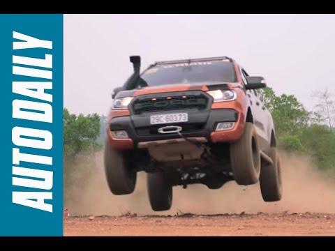 Độ Ford Ranger cực ngầu chơi off-road |Autodaily.vn|