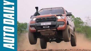 Autodaily.vn | Độ Ford Ranger cực ngầu chơi off-road