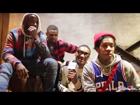 Meet Philly's New Rap Wave of Up and Coming Talent!