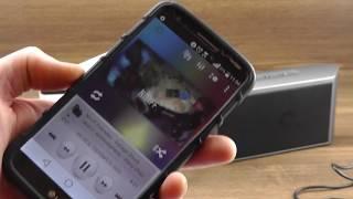 ОБЗОР: Портативный Стерео Bluetooth Спикер с FM, TF и USB