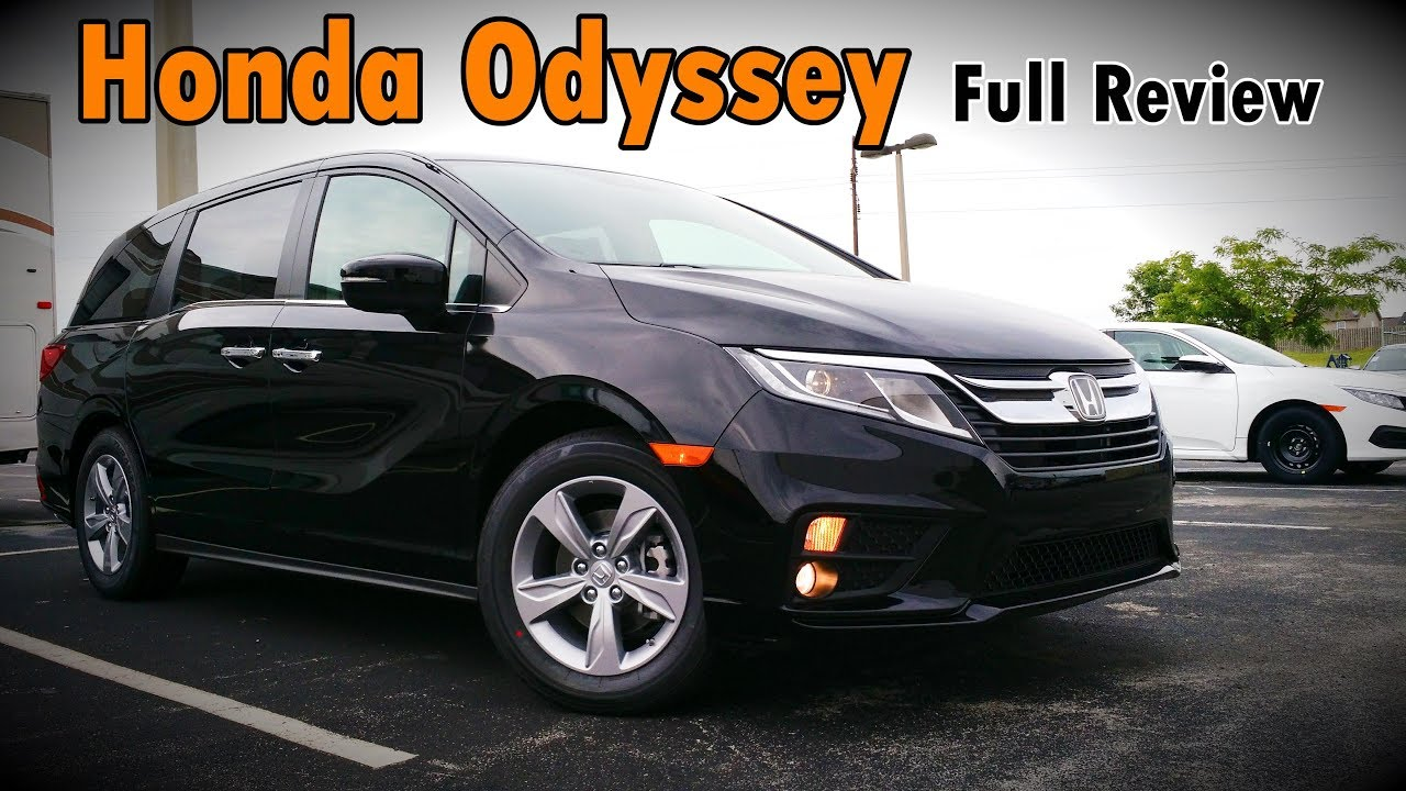 2018 honda odyssey touring elite. Contemporary Elite 2018 Honda Odyssey Full Review  Elite Touring EXL EX U0026 LX Intended Honda Odyssey Touring Elite E