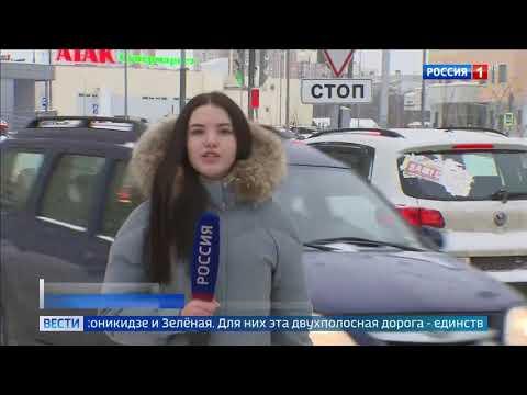 Новый светофор создал хроническую пробку в центре Балашихи