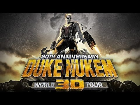 Duke Nukem 3D [20th Anniversary World Tour] - E1L1: Hollywood Holocaust
