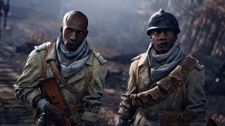 Battlefield 5 - Tirailleur Campaign Mission Gameplay