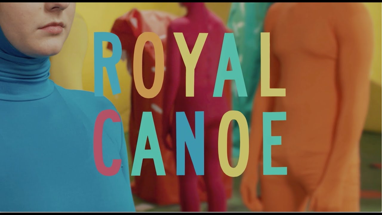 Royal Canoe - Somersault (Official Video)