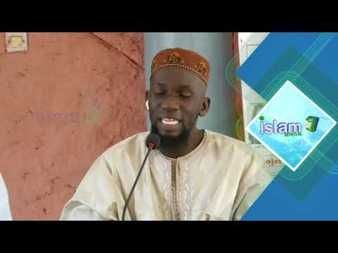 Séquence conférence sur l'éducation par Oustaz Niang Mbaye (HA)