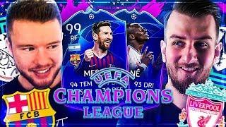 FIFA 19: CHAMPIONS LEAGUE SQUAD BUILDER BATTLE 🔥🔥