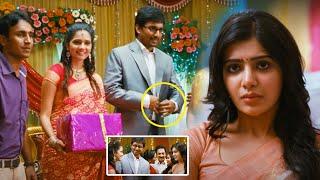 Samantha, Nani And Gautham Menon BlockBuster Classic Love Story Part -8    Vendithera